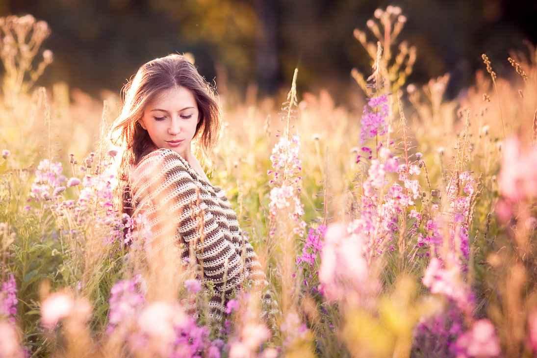 дорогой, идеи для фото в поле летом особенность богини