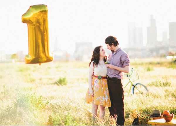 Знакомства месяца свадьба после