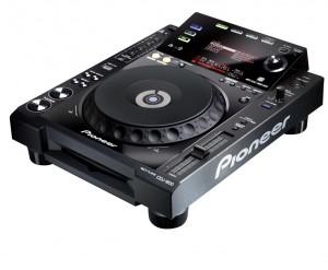 CD проигрыватель pioneer cdj 900 для фотосесии