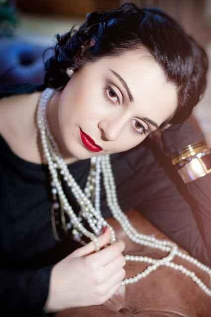 Fotosessiya V Stile Koko Shanel Fotosemka Coco Chanel Fotostudiya Na Vojkovskoj