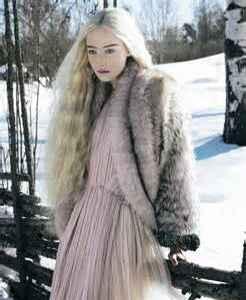 фотосессия русская зима