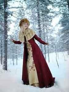 Фотосессия русская зима ira4