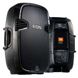 Активная колона JBL Ion 515XT для фотосесии