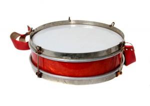 Пионерский барабан для фотосессии