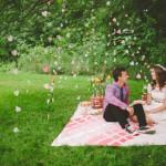 Фотосессия в стиле пикник, фотосъемка picnic