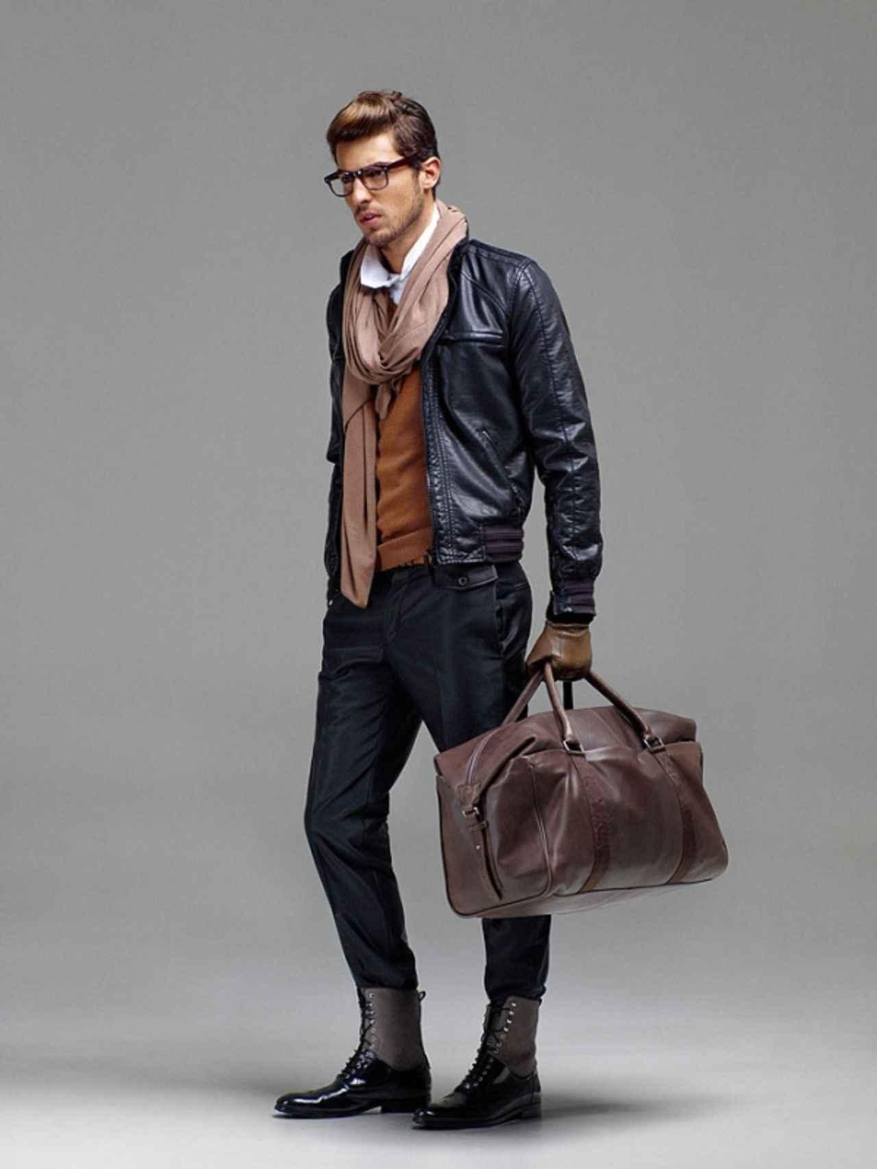 Модный имидж мужчины