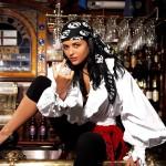 Фотосессия в стиле пиратов, фотосъемка pirate